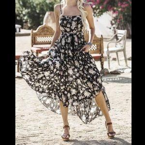 Spell Gypsy Dancer Maxi Sundress